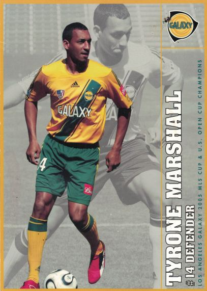 Tyrone Marshall