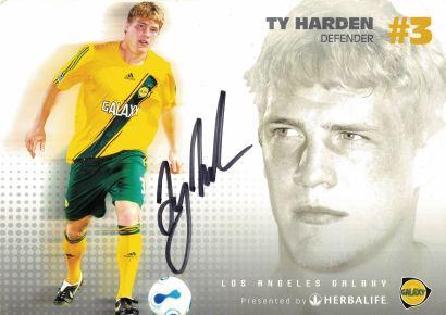 Ty Harden