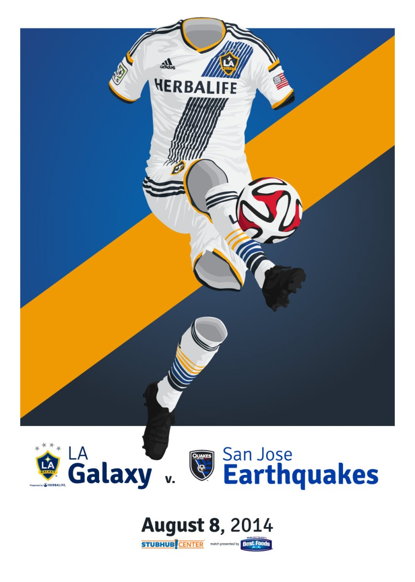 San Jose Earthquakes - 8th August, 2014
